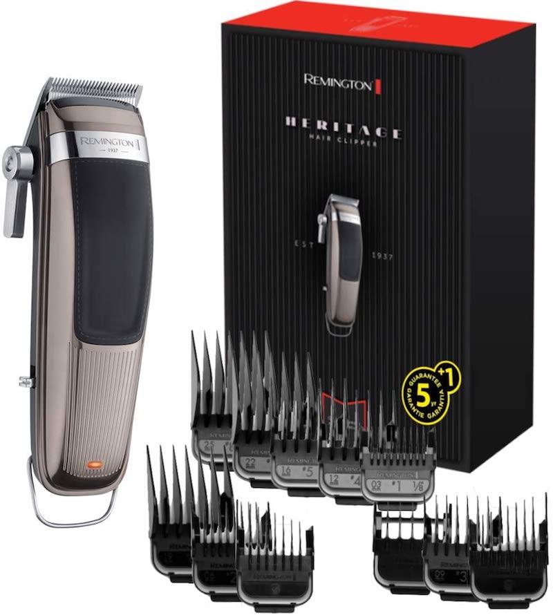 Afeitadora Remington Heritage HC 9100