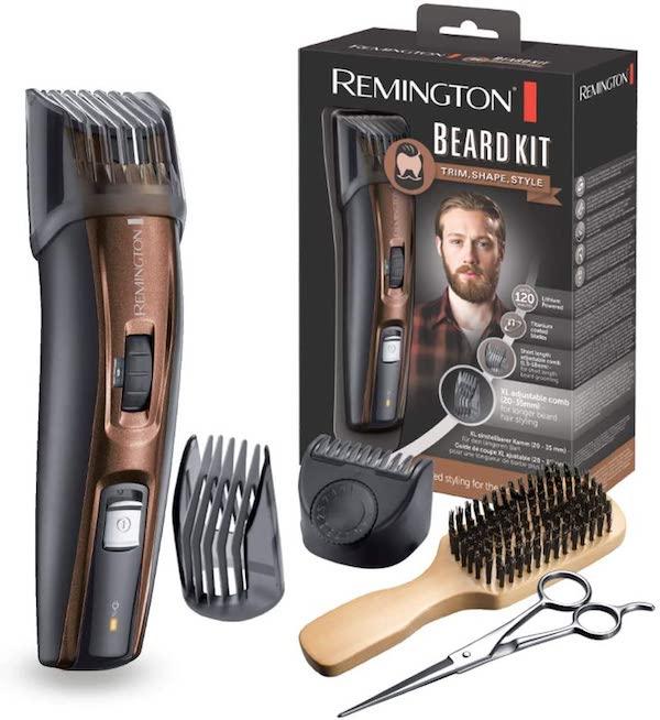 Recortadora de barba Remington MB4045