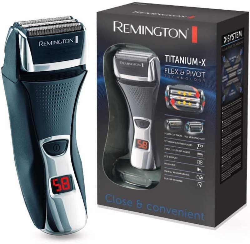 Afeitadora Remington TitaniumX