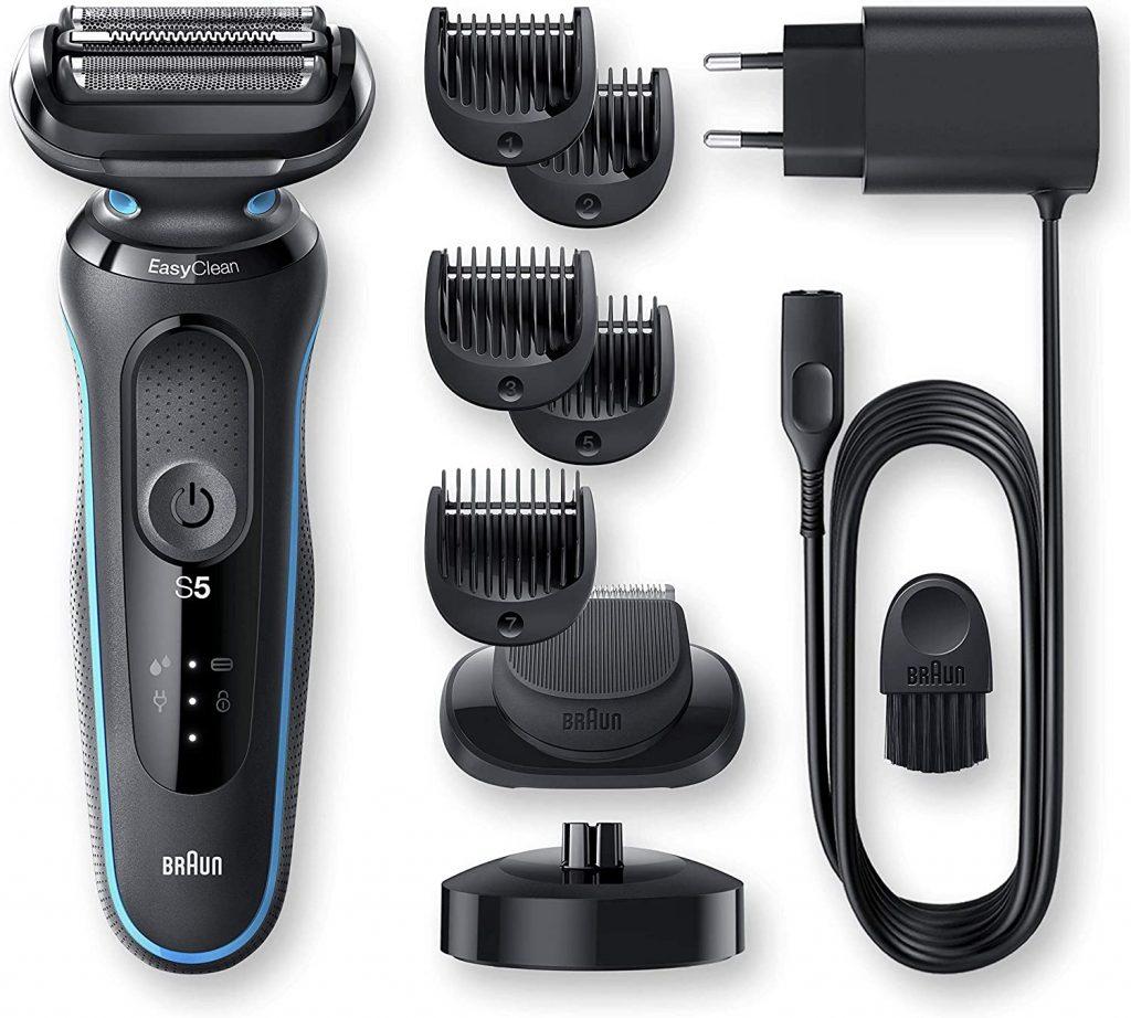 Mejores afeitadoras Braun Series 5 4
