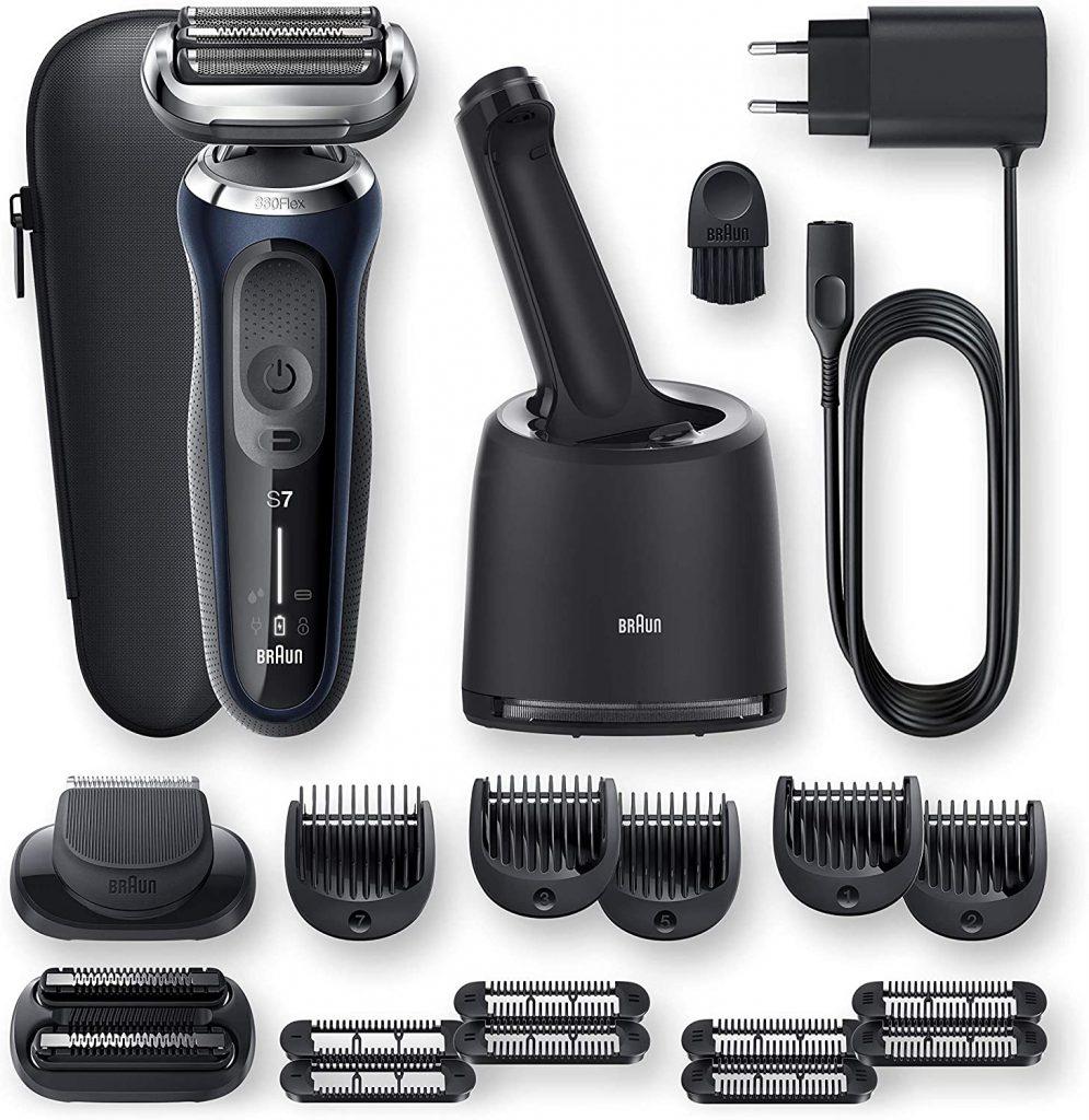 Mejores afeitadoras Braun Serie 7 3
