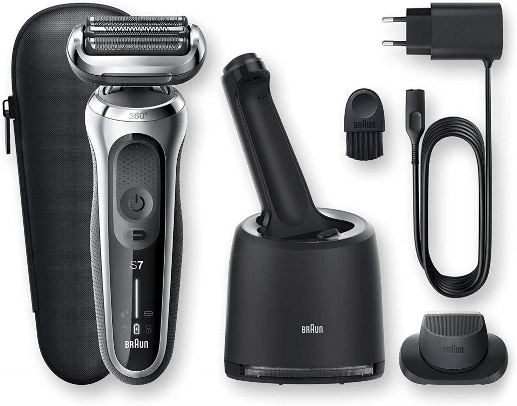 Mejores afeitadoras Braun Serie 7 1