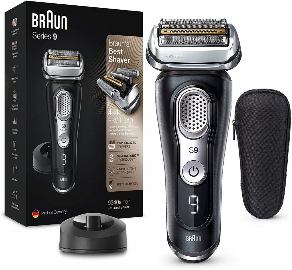 Mejores afeitadoras Braun Serie 9 1