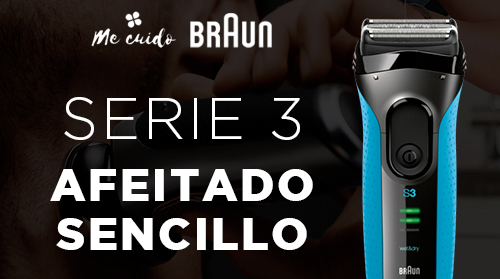 Mejores afeitadoras Braun 4