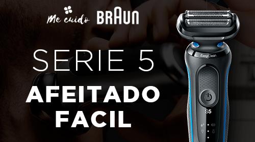 Mejores afeitadoras Braun 5