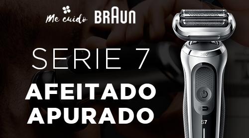 Mejores afeitadoras Braun 1