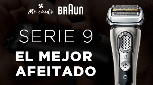 Mejores afeitadoras Braun 3
