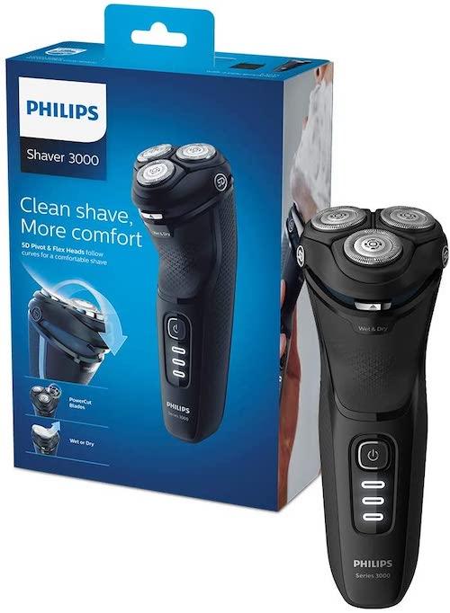 Mejores afeitadoras Philips Serie 3000 1