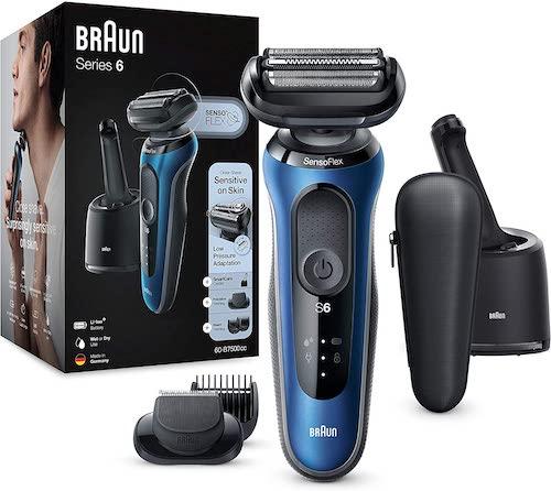 Mejores afeitadoras Braun Serie 6 3