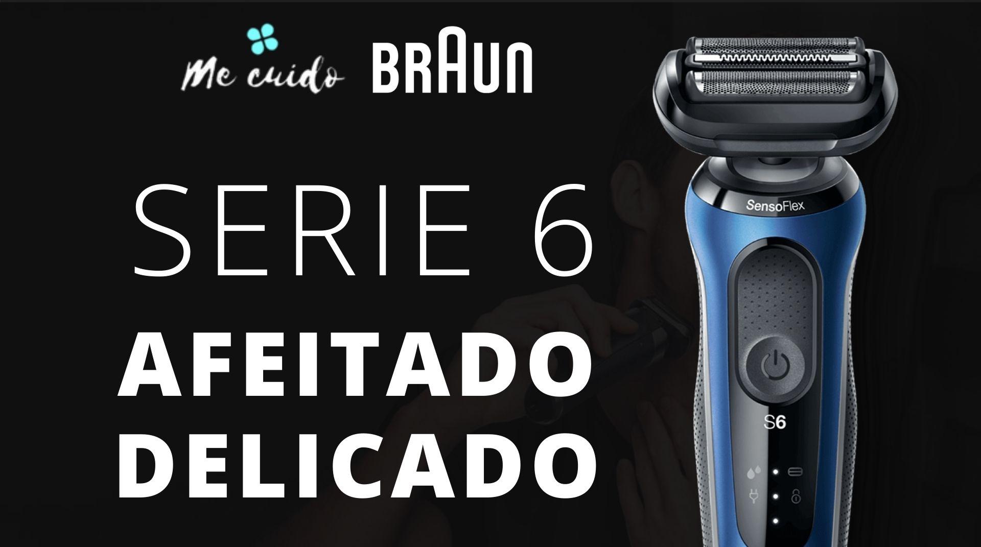 Mejores afeitadoras Braun 6