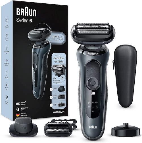 Mejores afeitadoras Braun Serie 6 2