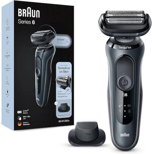 Mejores afeitadoras Braun Serie 6 1