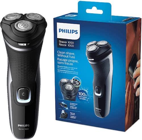 Mejores afeitadoras Philips Serie 1000 1