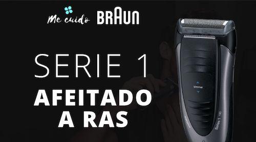 Mejores afeitadoras Braun 7