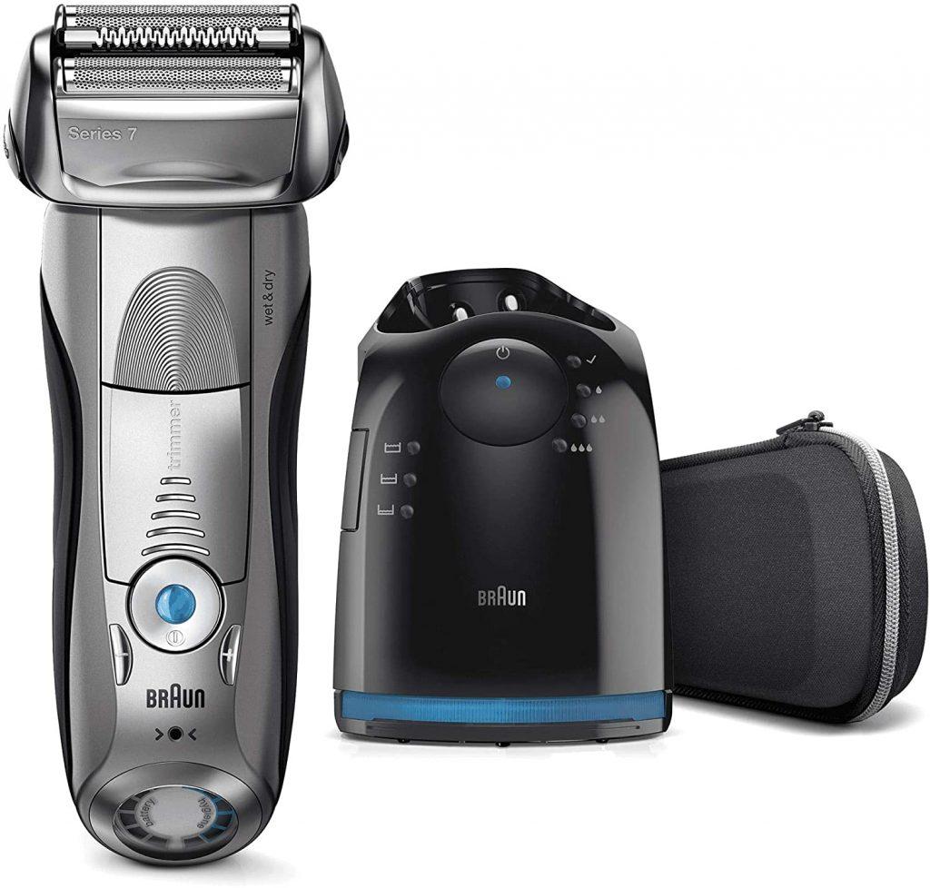 Mejores afeitadoras Braun Serie 7 5
