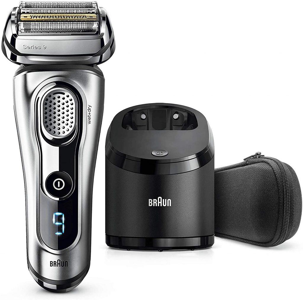 Mejores afeitadoras Braun Serie 9 3