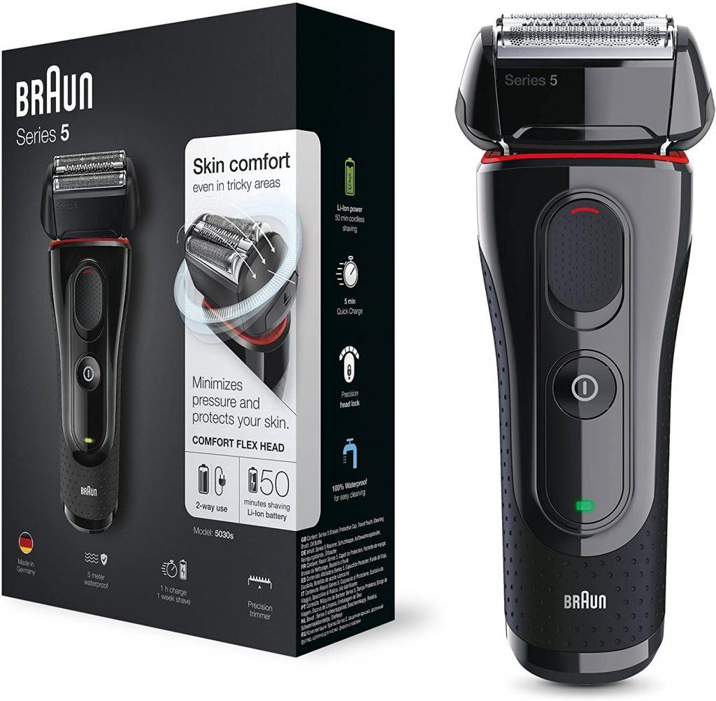 Mejores afeitadoras Braun Series 5 5