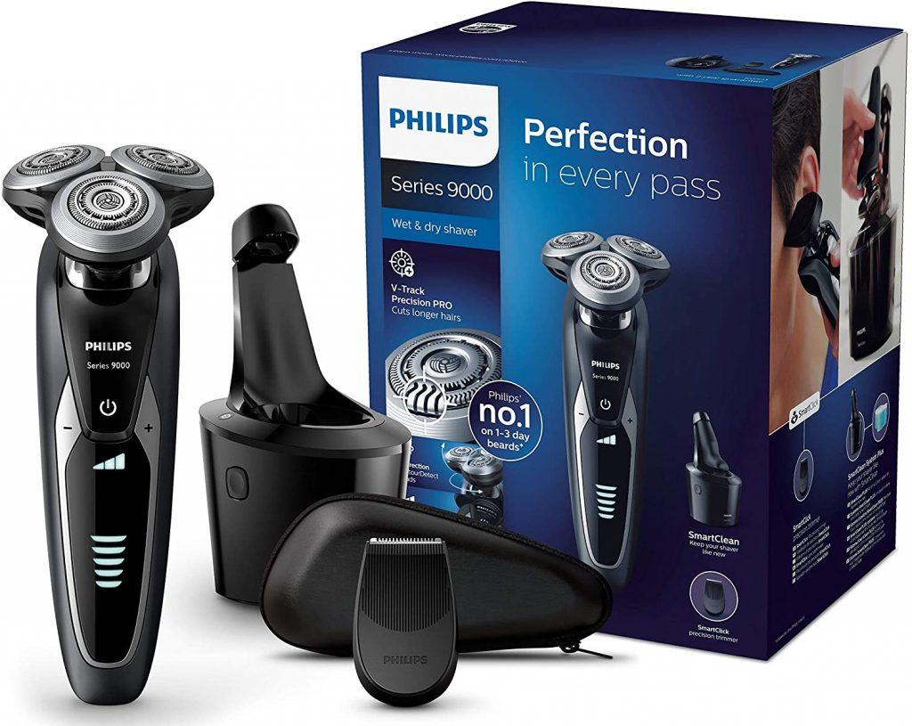 Mejores Afeitadoras Philips Serie 9000 7