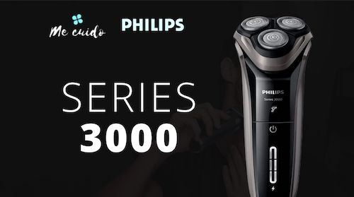 Mejores afeitadoras Philips 8