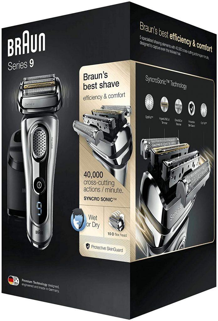 Mejores afeitadoras eléctricas 4