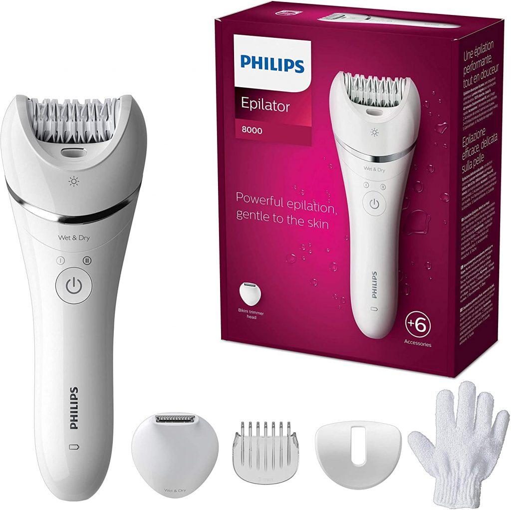 Mejores depiladoras Philips 4