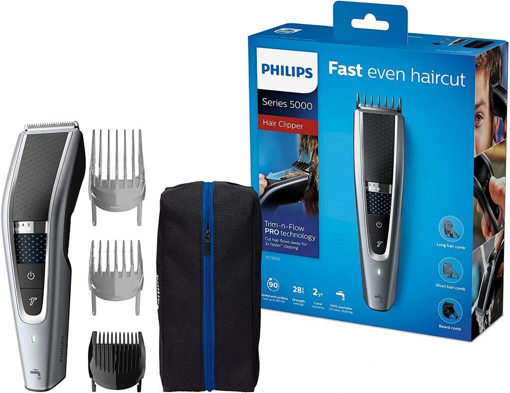 Mejores cortapelos Philips 3