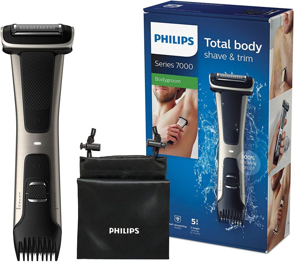 Mejores afeitadoras corporales Philips / Philips Bodygroom 5