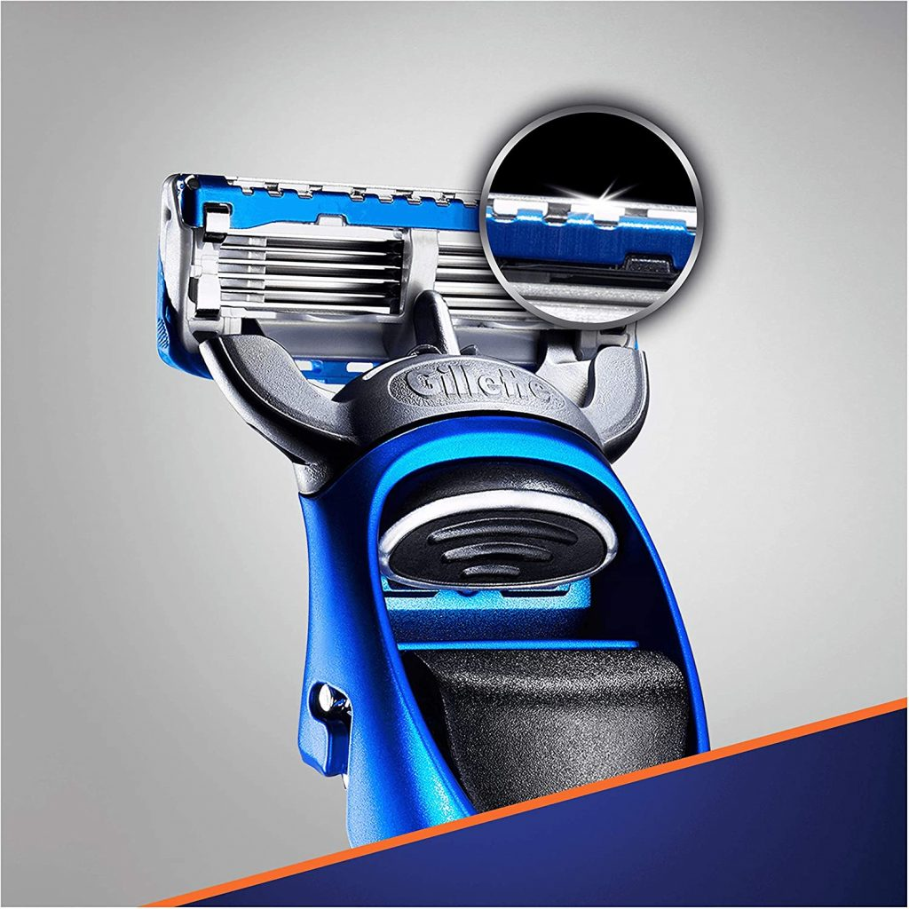 Análisis Afeitadora Gillette Styler 2