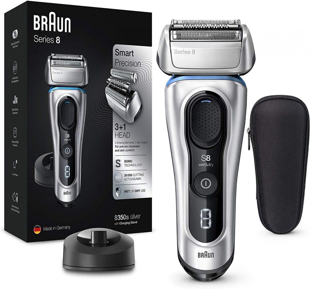 Mejores afeitadoras Braun Serie 8 2