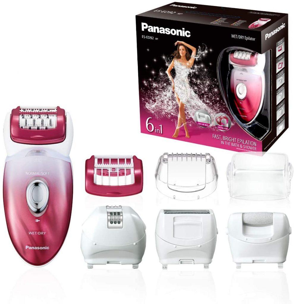 Mejores depiladoras Panasonic 2